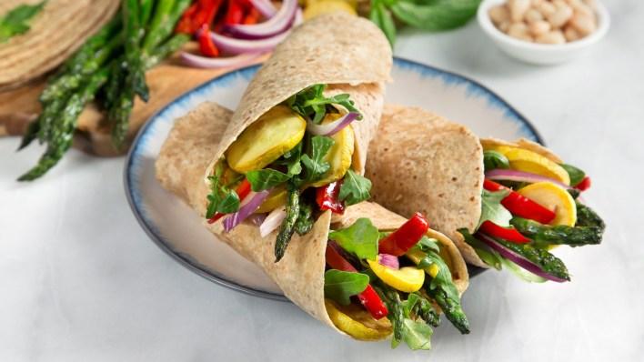 VegetableWrap