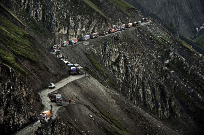 Zoji La Pass India