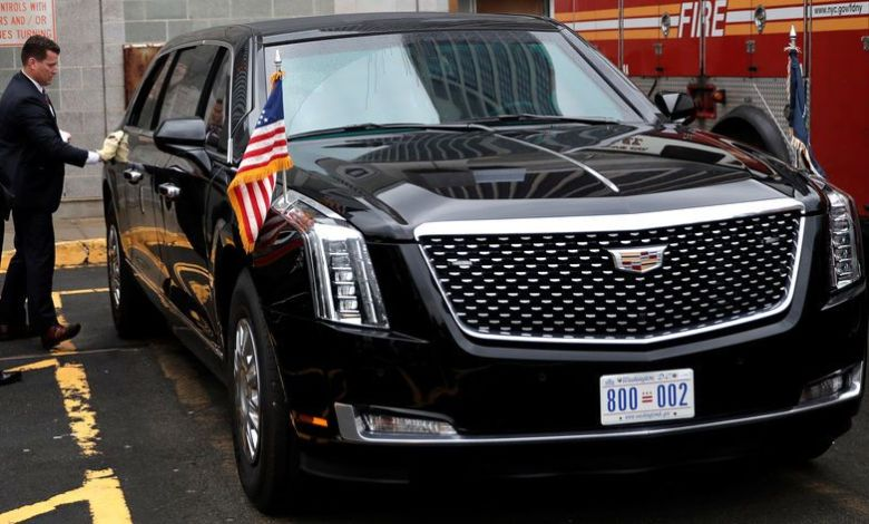 Photo of 10 Hidden Secrets About Trump's New Limo