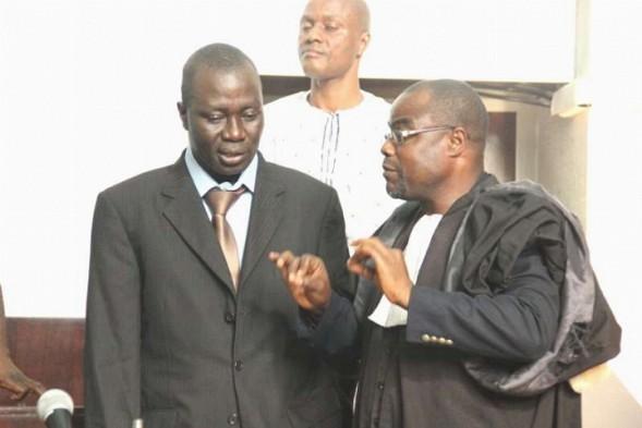 Le verdict du procès en cassation du Gl Dogbo Blé renvoyé au 27 avril (Avocat)