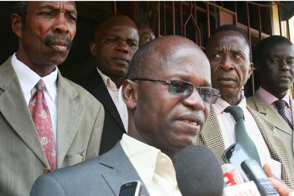 Les pro-Gbagbo « affinent » un document sur la nouvelle CEI ivoirienne