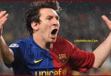 apemain Barca, Leonel Messi, Barcelone