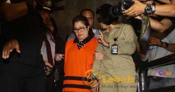 Partai Hanura Resmi Pecat Dewie Yasin Limpo