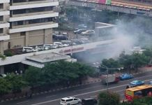 Bom teror Sarinah Di Jakarta