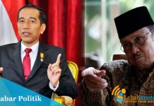 Soal Hukuman Mati Jokowi dan Habibie beda Sikap