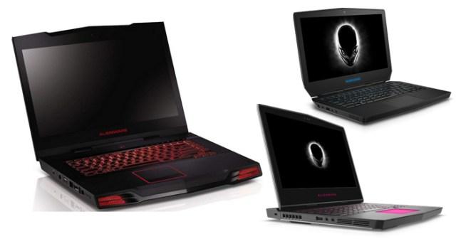 Laptop Dell Alienware 13 Inci VR