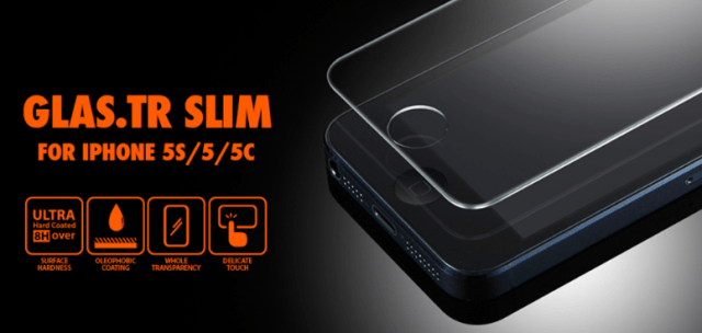 SGP GLAS.t Premium Tempered Glass Screen Protector