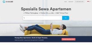 Jendela360 Sewa Apartemen Di Jakarta Secara Online