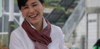 Aktivitas Veronika Tan Saat Ini