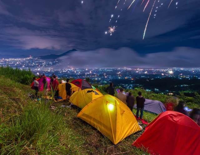 Tempat Kekinian di Bogor Bukit Alesano