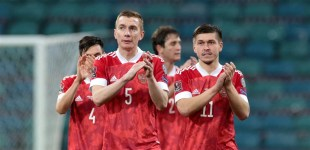 Russia outperforms Slovenia in European World Cup qualifiers