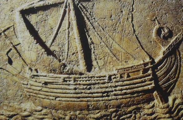 Phoenician Trade Ships