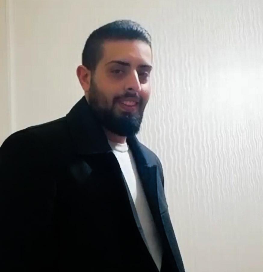 Hisham Saliby