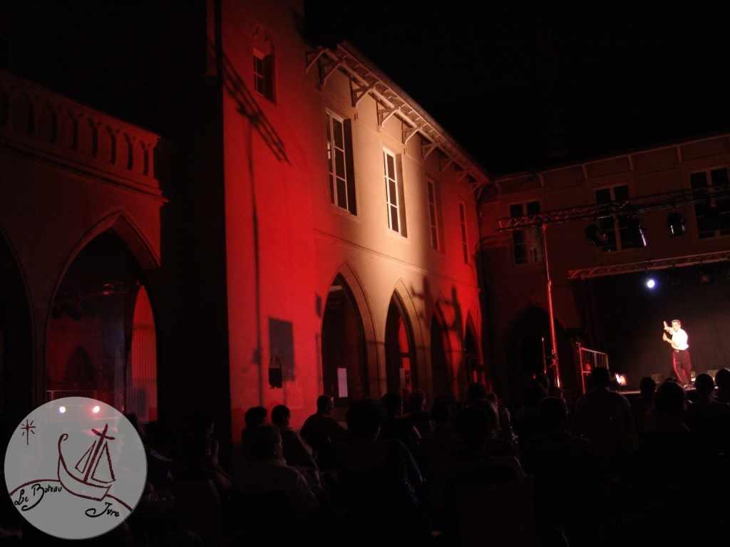 2005 Duo Choc de Mime spectacle de Mime avec Pillavoine Dichliev à Metz