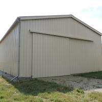 Votre Hangar Agricole Par Un Specialiste Du Batiment Bois Et Du Hangar En Kit Le Batiment Bois