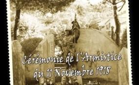 cérémonie armistice le Beausset 2010