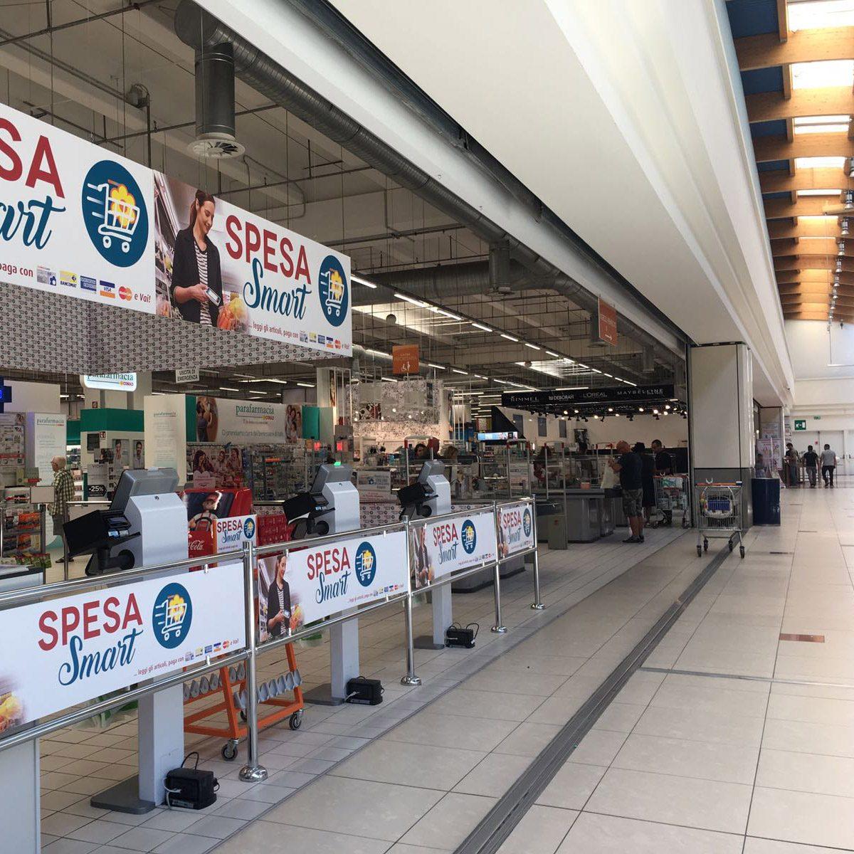 A Le Befane Shopping Centre Rimini