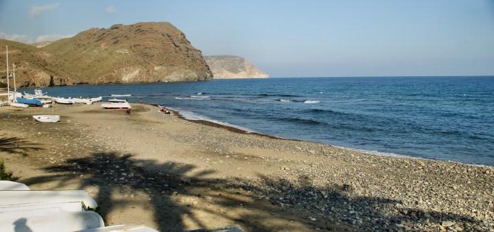 Playa las Negras, Andalusien