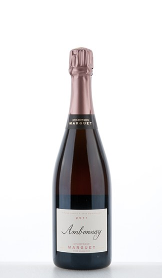 Ambonnay 2011 Rosé Grand Cru 2011 Marguet