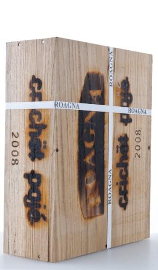 Barbaresco Crichët Pajé DOCG 2008 Roagna