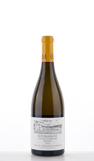 Bourgogne Perrières Blanc 2015 Clos du Moulin aux Moines