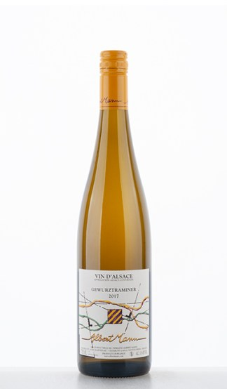 Gewürztraminer Tradition 2017 Domaine Albert Mann