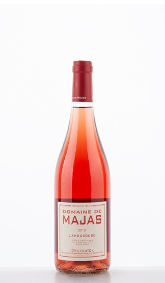 L Amourouse Rose 2018 Majas