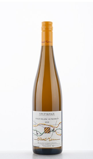 Pinot Blanc Auxerrois Tradition 2018 Domaine Albert Mann