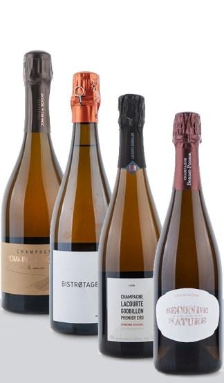 Probierpaket Champagner zum Kennenlernen 2019 Probierpaket