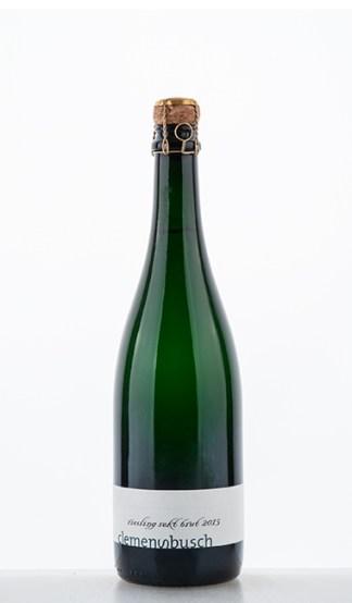 Riesling Sekt Brut traditionelle Flaschengärung 2015 Clemens Busch