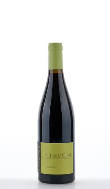 Saint Bart. Vieilles Vignes rouge 2010 Clot de l Oum