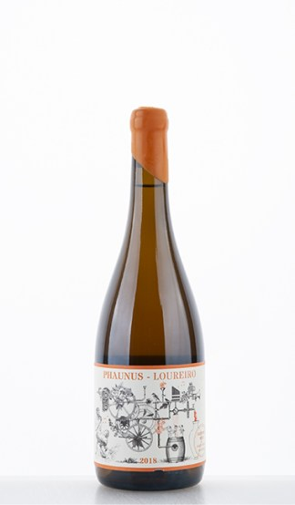 Phaunus Loureiro Amphora 2018 Aphros Wine