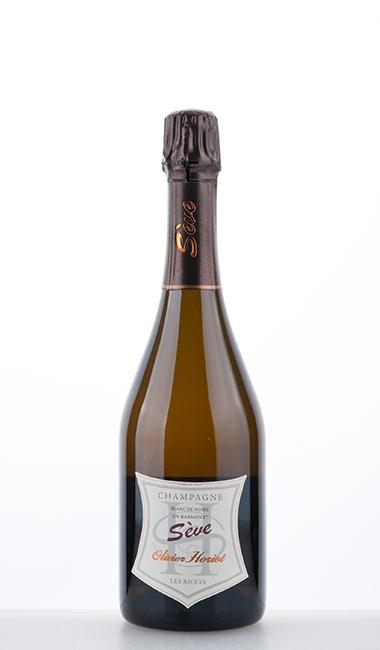 Cuvée Sève Blanc de Noirs Brut Nature 2009 Olivier Horiot