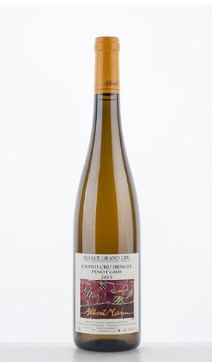 Pinot Gris Hengst Grand Cru 2015 Domaine Albert Mann