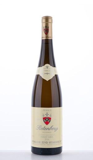 Pinot Gris Rotenberg 2014 Domaine Zind Humbrecht