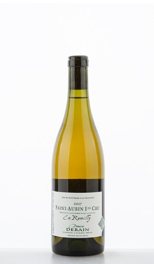 Saint Aubin blanc 1er Cru En Remilly 2017 Dominique Derain