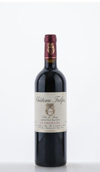 le Chevalier Côtes de Bourg 2012 Château Falfas