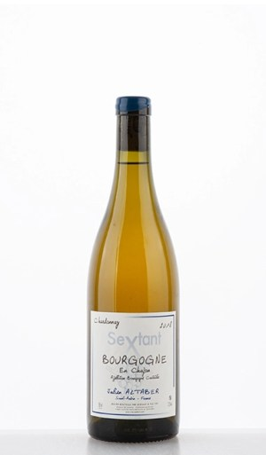 "Bourgogne Blanc ""En Chapon"" 2018 –  Sextant - Julien Altaber"