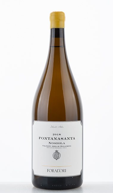 Fontanasanta Nosiola Vigneti delle Dolomiti IGT 2018 1500ml –  Foradori