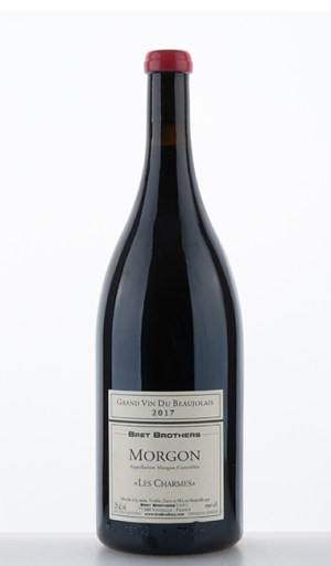 """Morgon """"Les Charmes"""" rouge 2017 1500ml –  Bret Brothers"""