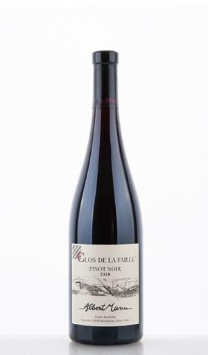 Pinot Noir Clos de la Faille 2018 –  Domaine Albert Mann