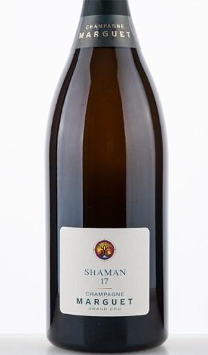 Shaman 17 Grand Cru Brut Nature NV 3000ml –  Marguet