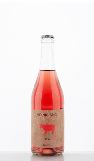 Prosa Rosé Perlwein trocken 2020 –  Meinklang