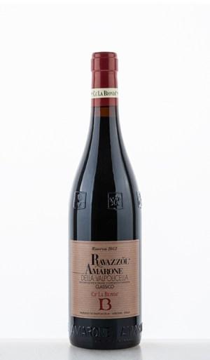 Amarone della Valpolicella Classico DOC Vigneti di Ravazzol Riserva 2012