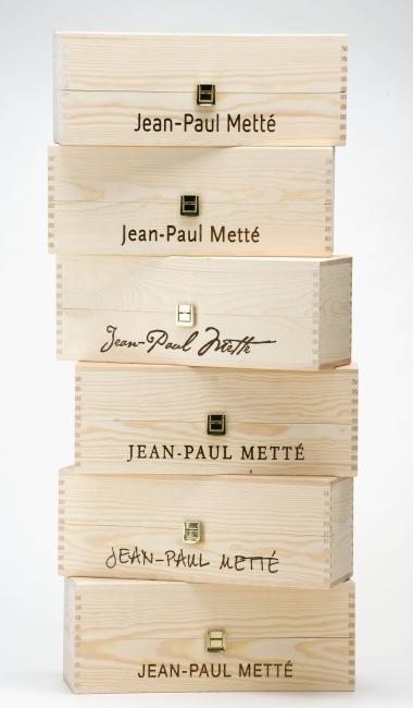 Künstleredition No.1 bis 6 von 6 Berliner Künstlern 2021 700ml –  Jean-Paul Metté