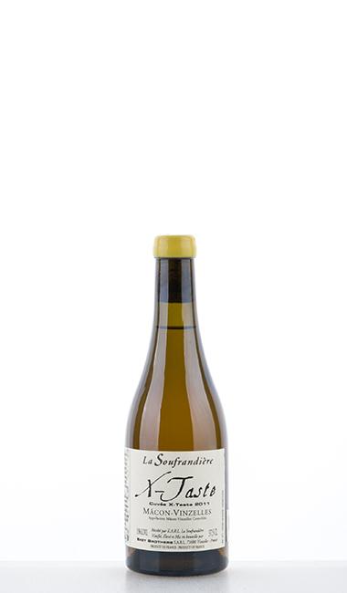 Mâcon-Vinzelles X-Taste 2011 375ml –  La Soufrandière