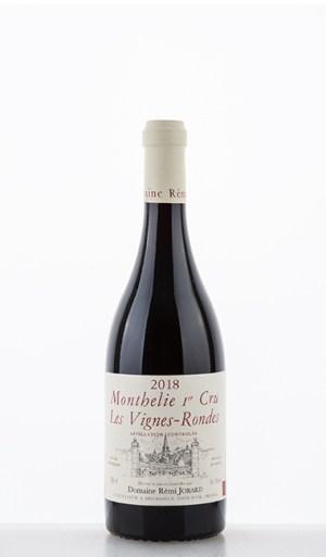 Monthelie 1er Cru Les Vignes-Rondes 2018 –  Rémi Jobard