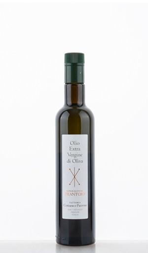 """Olio Extra Vergine di Oliva Monocultivar """"Frantoio"""" NV 500ml"""