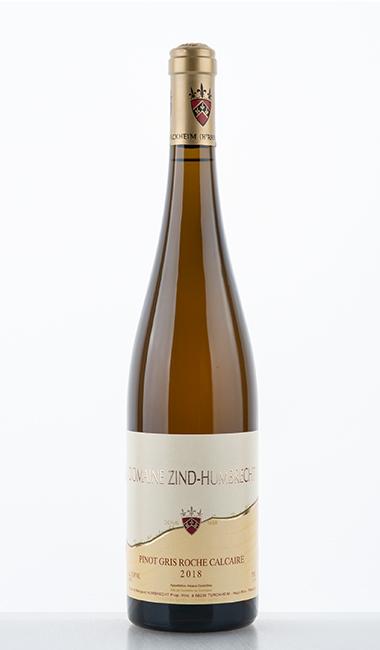 Pinot Gris Roche Calcaire 2018