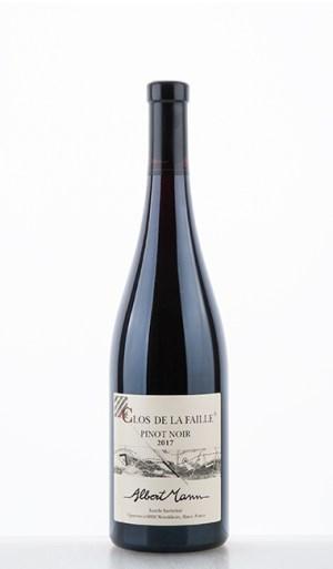 Pinot Noir Clos de la Faille 2017